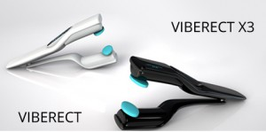 How the Design of Viberect and Viberect X3 Models look like
